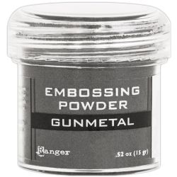Ranger - Embossing Powder - Gunmetal Metallic